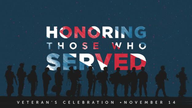 Celebration of Veterans