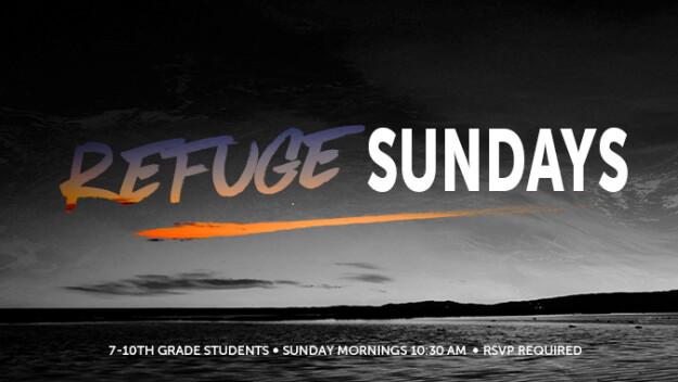 Refuge Sundays