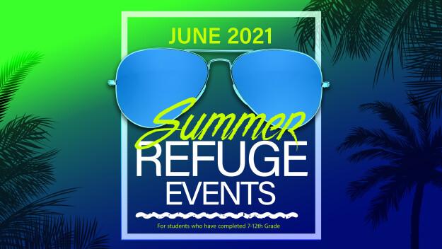 June Refuge Activities